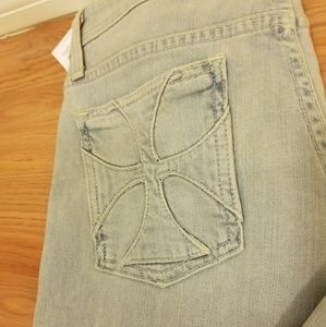 NWT Babitual Jean's ladies